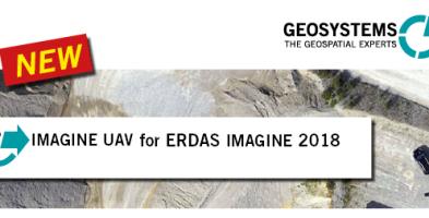 IMAGINE UAV 1.5.0 για τις νέες εκδόσεις ERDAS IMAGINE 2018