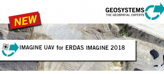 IMAGINE UAV 1.5.0 for ERDAS IMAGINE 2018 released