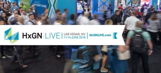 Participation  in HxGN LIVE 2019, 11-14 / 06/2019, Las Vegas
