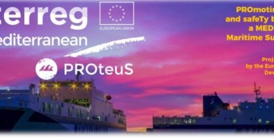 Συμμετοχή στο International Exchange of Maritime Surveillance experts,  PROTEUS Project, 09/04/2019, Πειραιάς