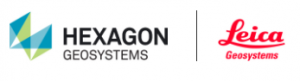 Hexagon geosystems and leica geosystems logo