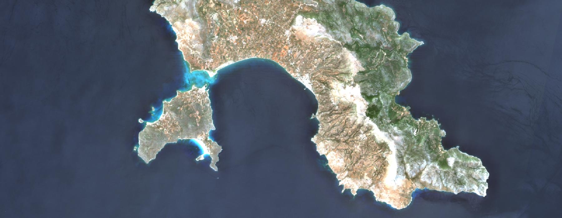 Παροχή δορυφορικών δεδομένων