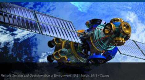 Συμμετοχή στο Συνέδριο RSCy2019, 18-21/03/2019, Κύπρος