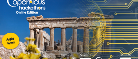 Successful completion of Copernicus Hackathon in Athens 2020