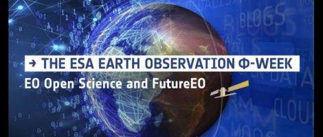 Συμμετοχή στο συνέδριο Φ-week της Ευρωπαϊκής Υπηρεσίας Διαστήματος 9-13 Σεπτεμβρίου 2019, Φρασκάτι, Ιταλία