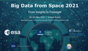Big Data from Space 2021