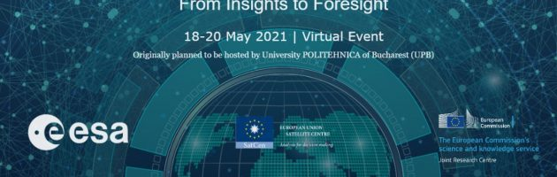 Geosystems Hellas participates in Big Data from Space 2021 Conference