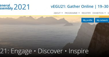 Geosystems Hellas participates in the vEGU2021: Gather Online for EPIPELAGIC project